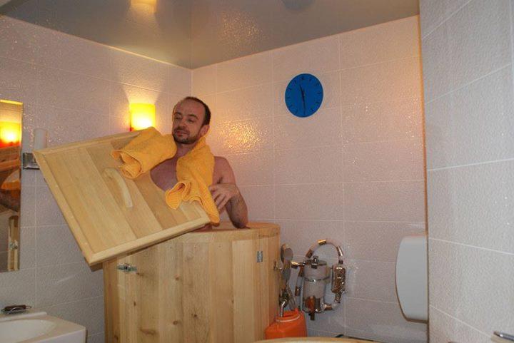 12 Энергетические практики в повседневной жизни, использование минипаросауны