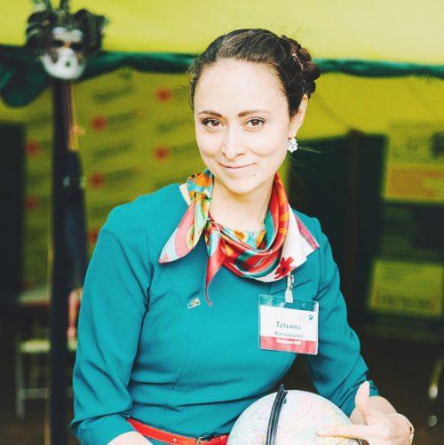 Tatiana Zhigaltsova