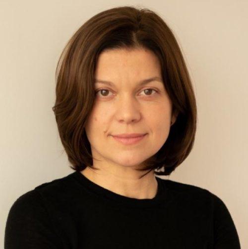 Оксана Сребродольская